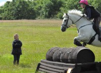 Eventing Clinic with Ashley Suddes and Sarah Tubbs (Saturday)