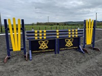 Winter Showjumping