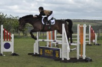 Sarah Tubbs Show Jumping clinic
