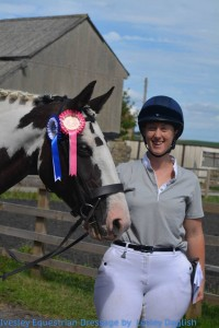 Winter Dressage Competition