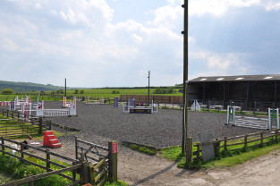 62m x 24m all weather outdoor arena